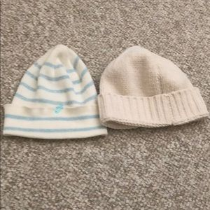 Two Winter Beanies
